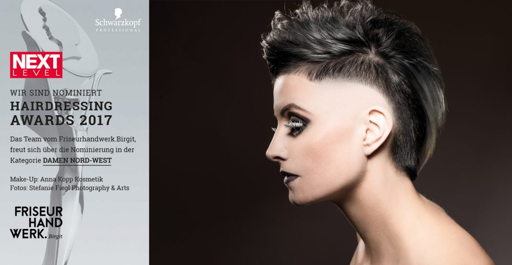 Hairdressing Awards 2017 Nominiert