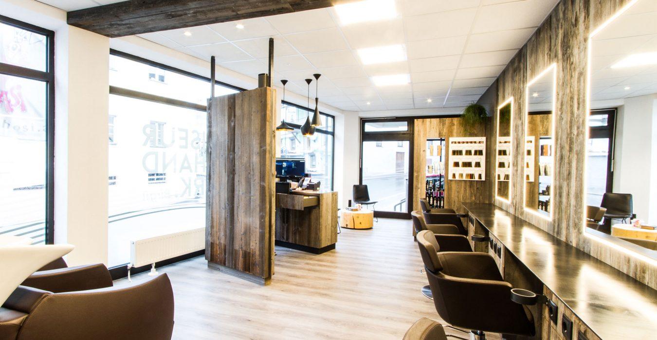 Unser Friseursalon im Ladnerzentrum in Imst
